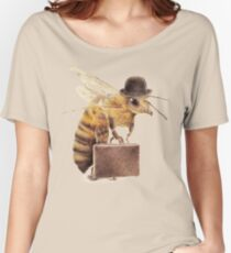 Worker Bee Women's Relaxed Fit T-Shirt