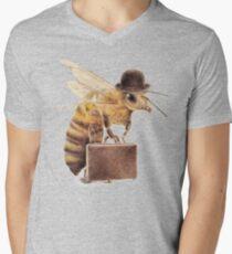 Worker Bee Men's V-Neck T-Shirt