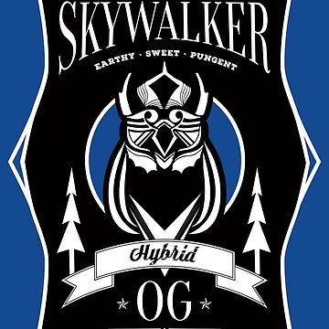 Skywalker Cannabis Strain by hollycraychee