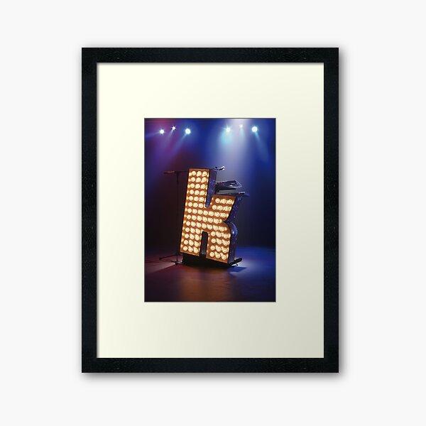 The Killers Framed Art Print