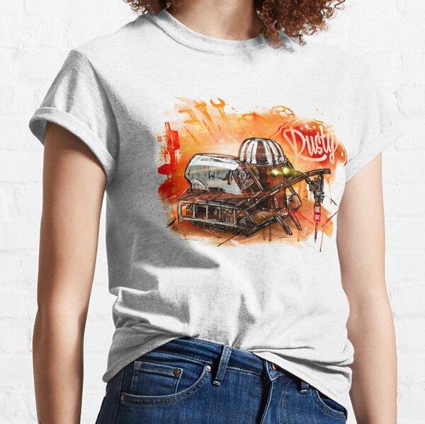 Rusty Art Classic T-Shirt