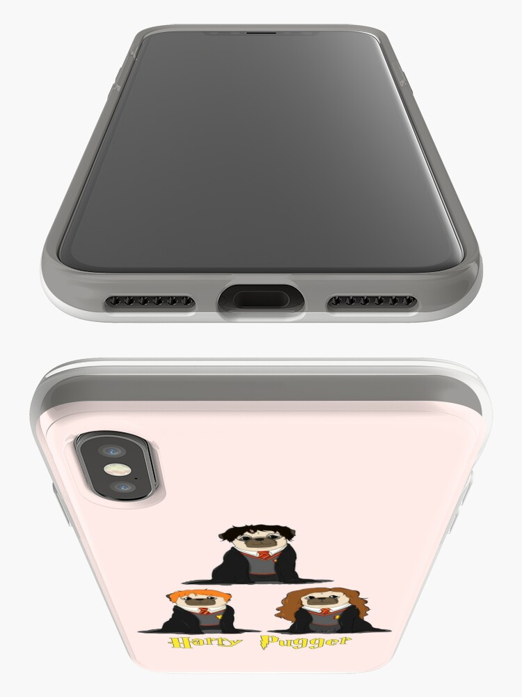Alternate view of Harry Pugger iPhone Case & Cover