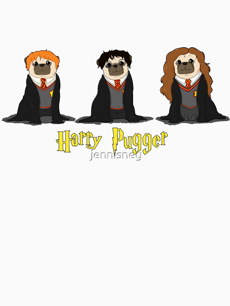 Harry Pugger de jennisney