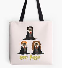 Harry Pugger Tote Bag