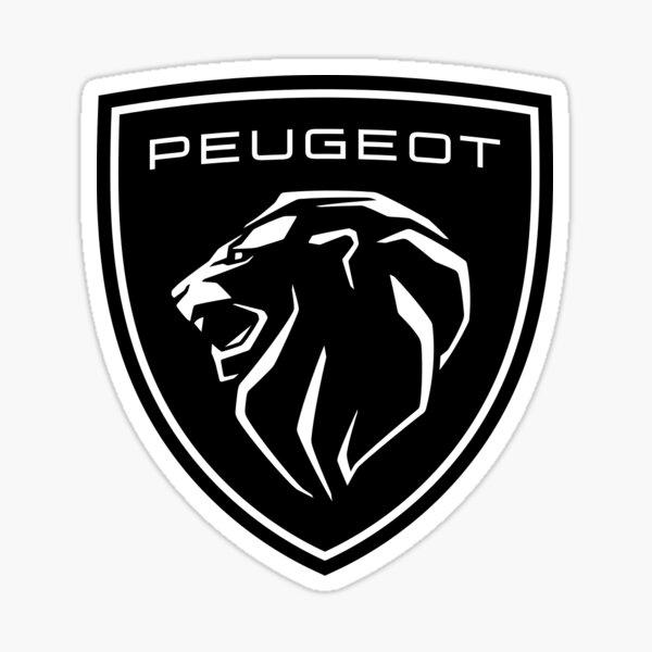 Peugeot 2021 Pegatina