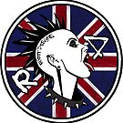 RD Flag Logo (Round) by Riott Designs