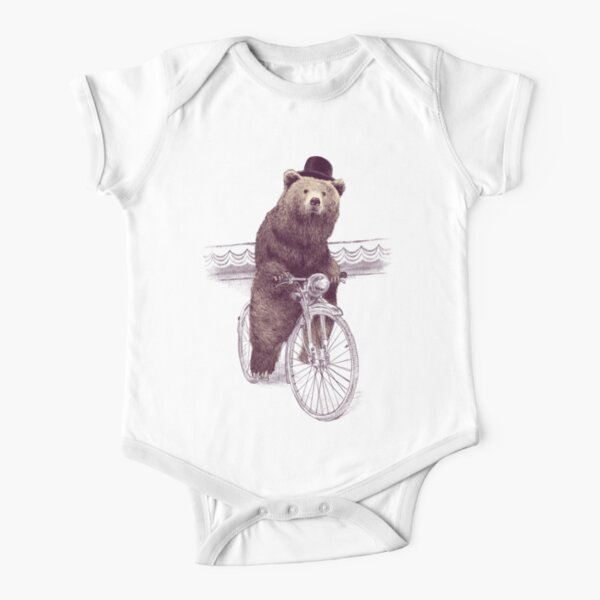Barnabus Short Sleeve Baby One-Piece
