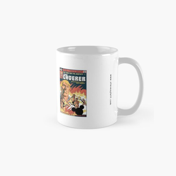 Love Is... The Caterer Classic Mug