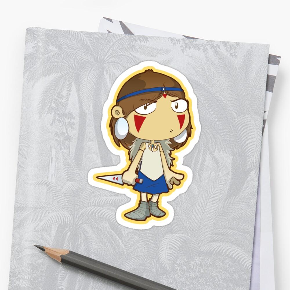 Princess Mononoke by Smars