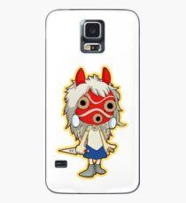 Princess Mononoke Masked Case/Skin for Samsung Galaxy