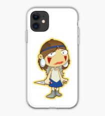 Princess Mononoke blood smear iPhone Case