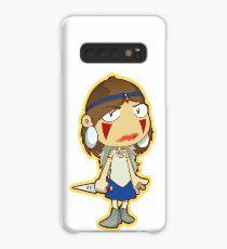 Princess Mononoke blood smear Case/Skin for Samsung Galaxy