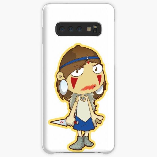 Princess Mononoke blood smear Samsung Galaxy Snap Case