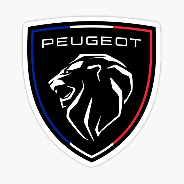 Peugeot Francia 2021 Pegatina