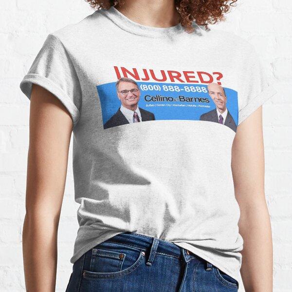 INJURED?  Classic T-Shirt