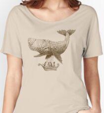 Tea at 2,000 Feet  Women's Relaxed Fit T-Shirt
