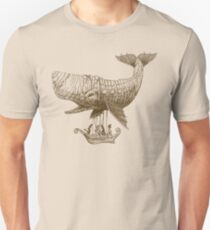 Tea at 2,000 Feet  Unisex T-Shirt
