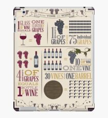 From Vine to Wine iPad Case/Skin