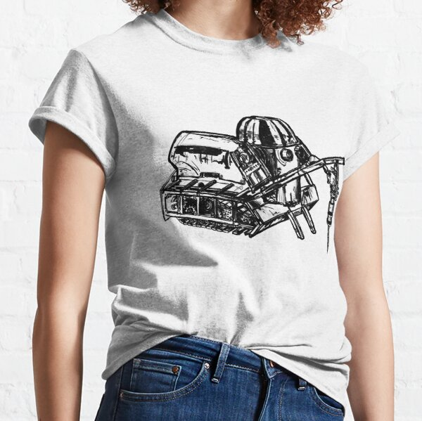 Rusty Outline Classic T-Shirt