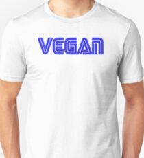 SEGA STYLE VEGAN LOGO Unisex T-Shirt