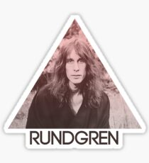 Rundgren Sticker