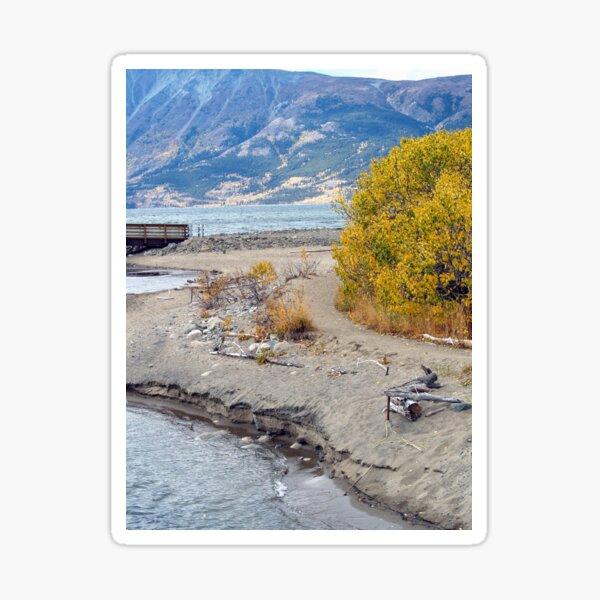 Carcross, Yukon Sticker