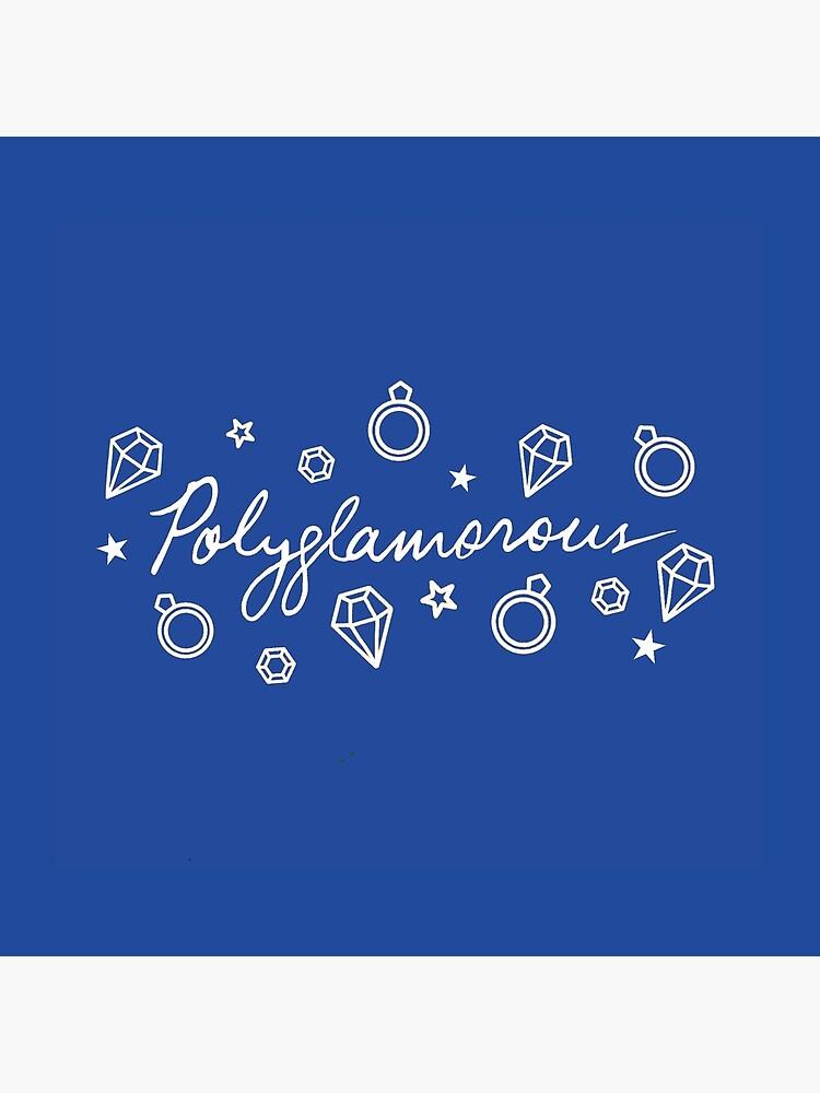Polyglamorous Blue by polyphiliashop