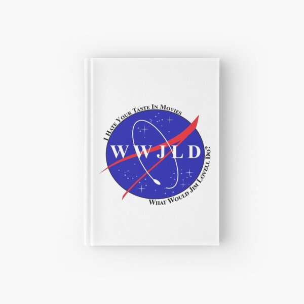 What Would Jim Lovell Do? Hardcover Journal