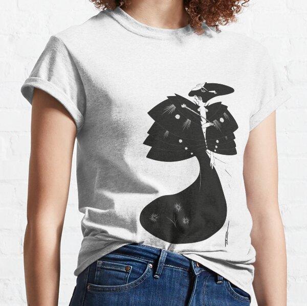 Aubrey Beardsley - The Black Cape Classic T-Shirt