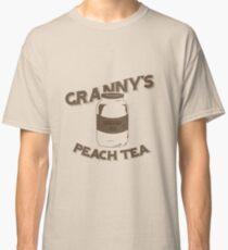 Granny's Peach Tea Brown Classic T-Shirt