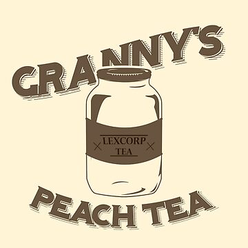 Granny's Peach Tea Brown by LadyCyprus