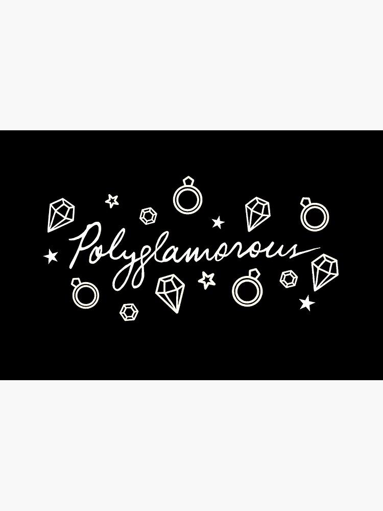 Polyglamorous Black by polyphiliashop