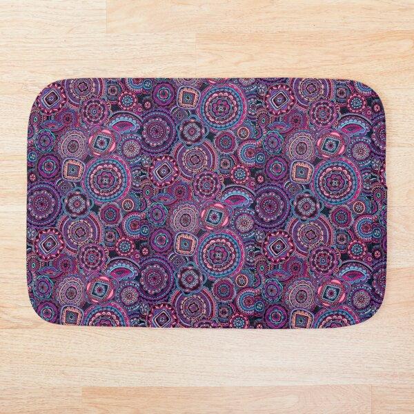 Mandala Dream Bath Mat