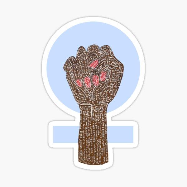 Empowered! Sticker