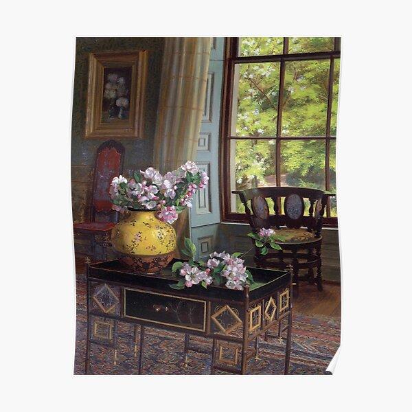 Apple Blossom - Jessica Hayllar - 1886 Poster