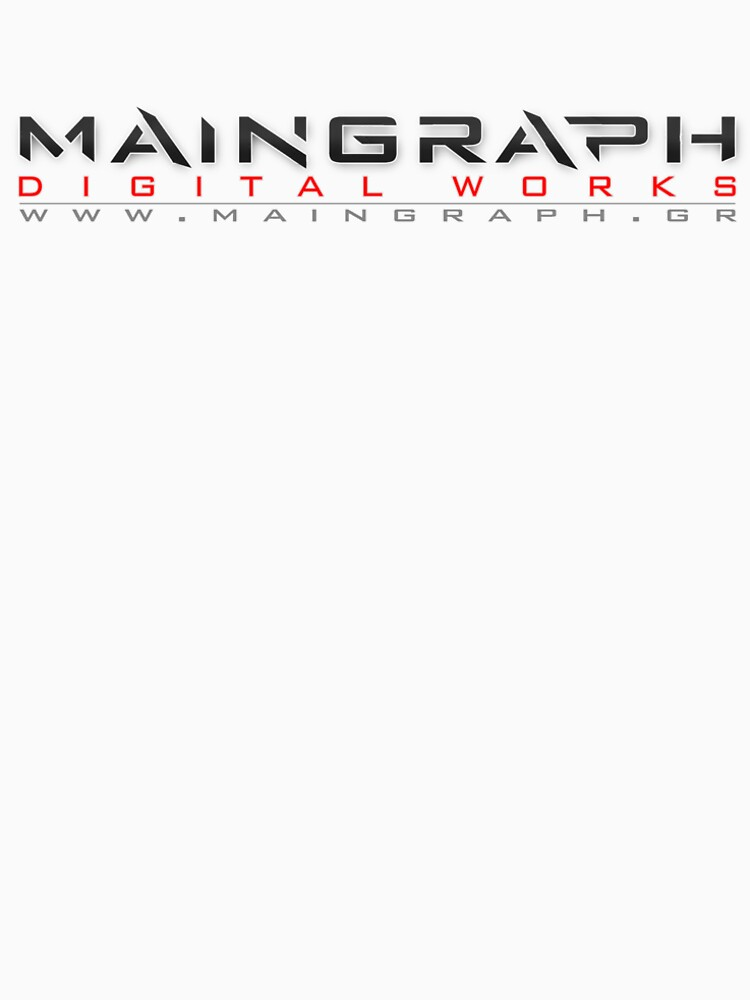 Maingraph digital works logotype by Maingraph