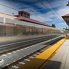 Monrovia Metro Station by Mike Herdering