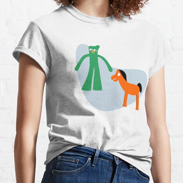 Spinal Tap - Nigel Tufnel - Gumby Shirt Classic T-Shirt
