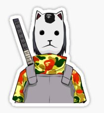 Bape Anbu Sticker