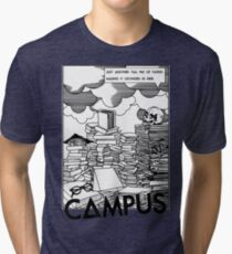 Just Another Brain On The Campus Tri-blend T-Shirt