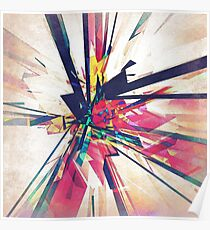Abstract Geometry Poster
