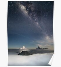 Under the Milky Way Poster