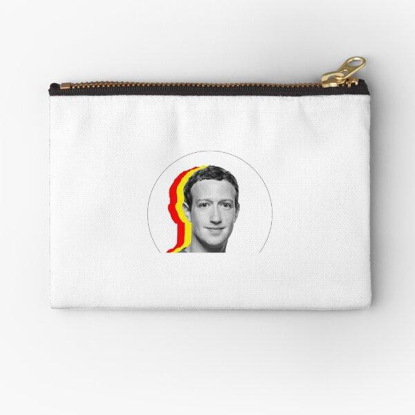 facebook  Zipper Pouch