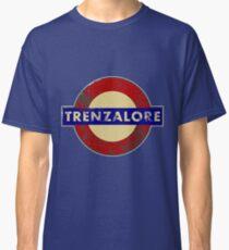 TRENZALORE TUBE STATION Classic T-Shirt