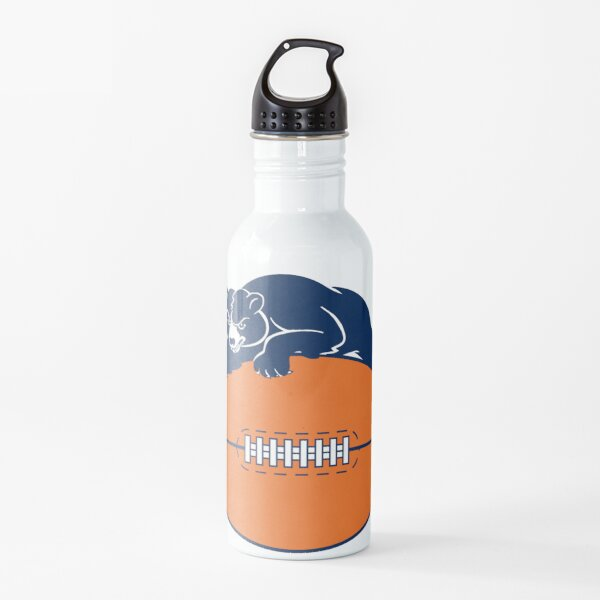 Vintage Chicago Bears Water Bottle