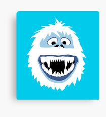 Bumble Face Canvas Print