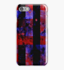 Checkered Sapce iPhone Case/Skin