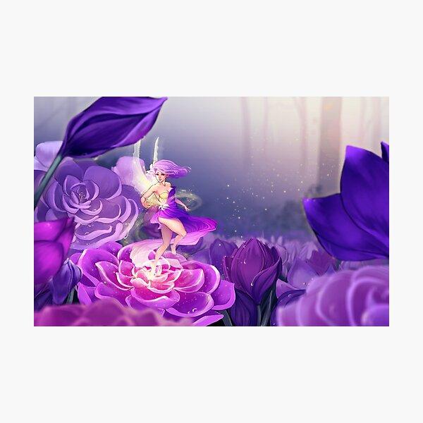Spring Fairy Photographic Print