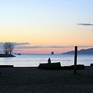 Sunset in Vancouver by BC Family