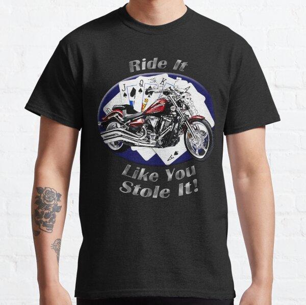 Yamaha Raider Ride It Like You Stole It Classic T-Shirt
